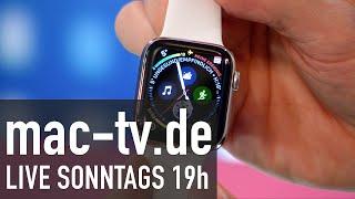 Apple Watch 4: ausführlicher Live-Test im Studio