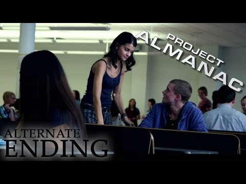 PROJECT ALMANAC | Going Somewhere | Alternate Ending (HD)
