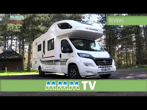 MMM TV Motorhome review Adria Coral XL Plus A 670 DK