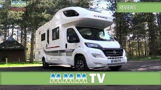MMM TV Motorhome review: Adria Coral XL Plus A 670 DK (2017 model)