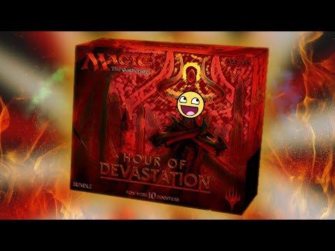 Hour of Devastation Bundle (Fat Pack) - Masterpiece Pull!