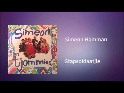 Simeon Hamman – Stapsoldaatjie