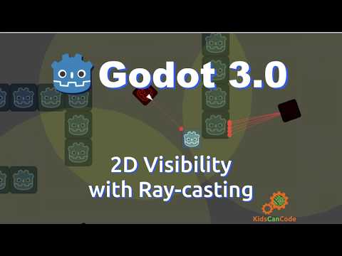 Godot 3 0: Visibility with Ray-casting · KCC Blog