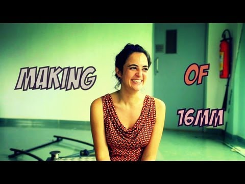 'Making of 16mm project' whistling woods international