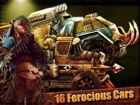 Best Racing Game - Road Warrior GamePlay Trailer