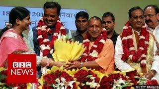 Yogi Adityanath: Priest & politician leading India