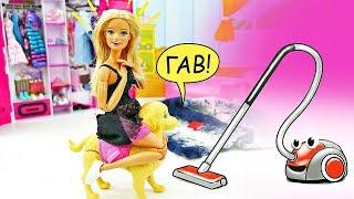 Барби готовится к годовщине с Кеном: Испорченный сюрприз. Новая серия про Барби. Видео для детей