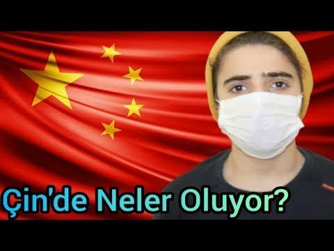 Çin'de Neler Oluyor?Korona Virüsü Nedir? Nasıl Ortaya Çıktı? Belirtileri Neler? Nasıl Koruna Biliriz