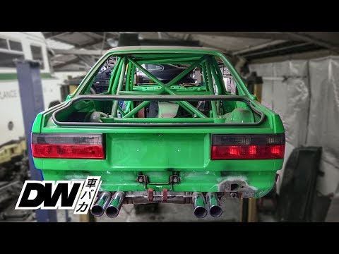 E30 M3 BMW track project with S65 V8 & DCT!
