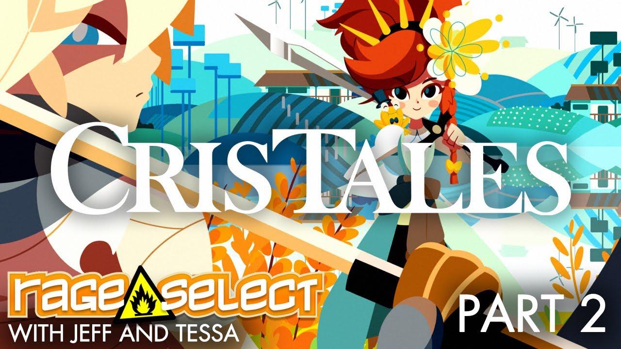 Cris Tales (The Dojo) Let's Play - Part 2