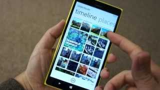 Nokia StoryTeller on Lumia 1520