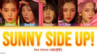 Red Velvet Sunny Side Up LYRICS 가사