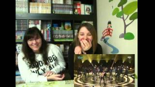 VIXX (빅스) - Chained up (사슬)  Gayo Daejun 2015  French Reaction [Eng sub] Resimi