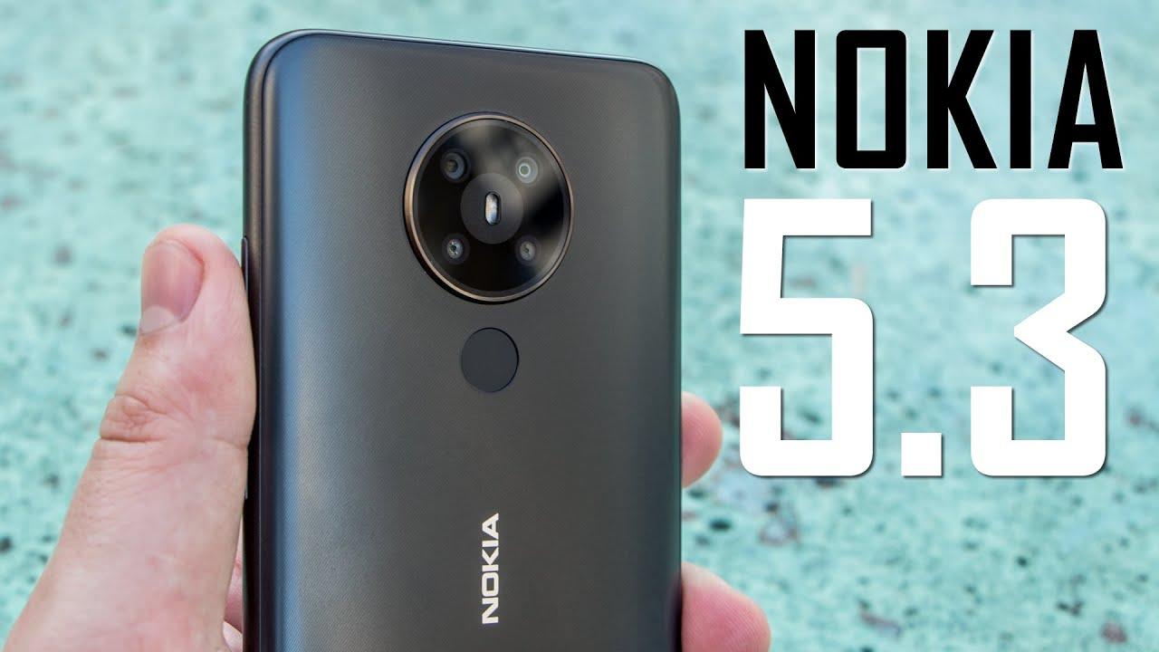 Фанаты оценят! Nokia 5.3 - бюджетный смартфон на Snapdragon, 4 камеры и 4000 мАч в Нокиа 5.3