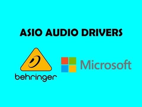Behringer vmx200 usb driver download
