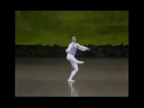 La Fille Mal Gardée Colas Variation - 6 Dancers For Comparison