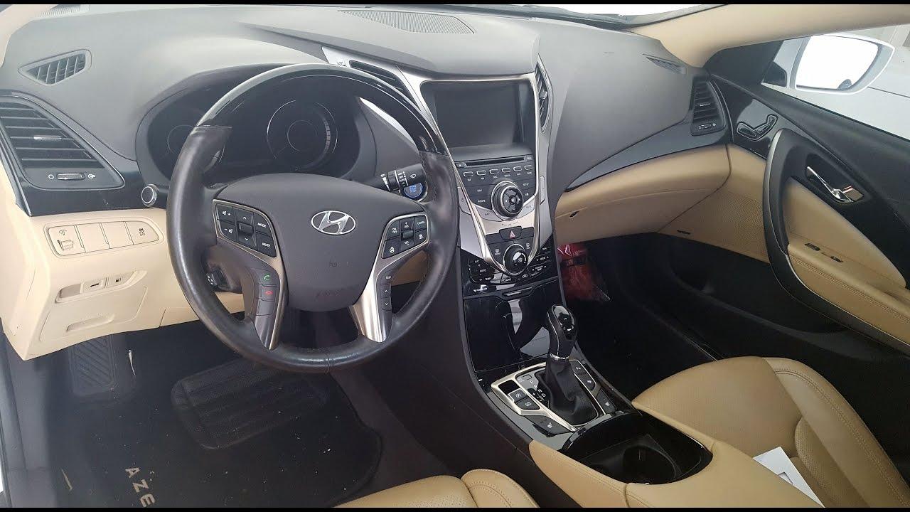 Hyundai Azera 2013 Detalhes Chave Bot 245 Es Volante E