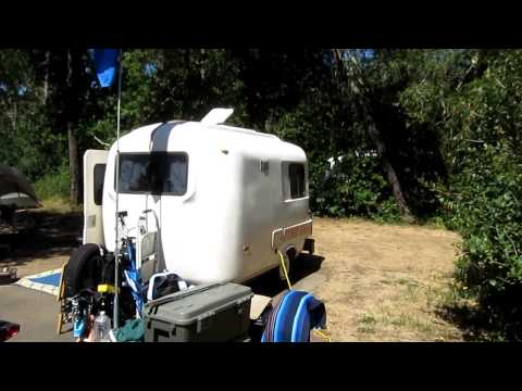 Oregon Coast (Fiberglass Egg Camper) Gathering - July 16-19, 2015