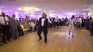 Stepping For My Wife on our Wedding Day | Phi Beta Sigma - X...