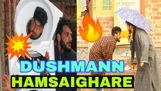 Dushmann Hamsaighare Kashmiri Funny video kashmiri rounders
