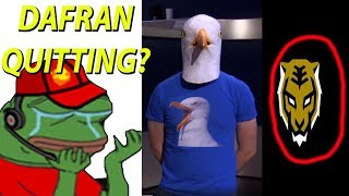 Dafran Quitting Overwatch? Who Is This Mystery Seagull?? OGE Best Main tank? Seoul Still Alive!