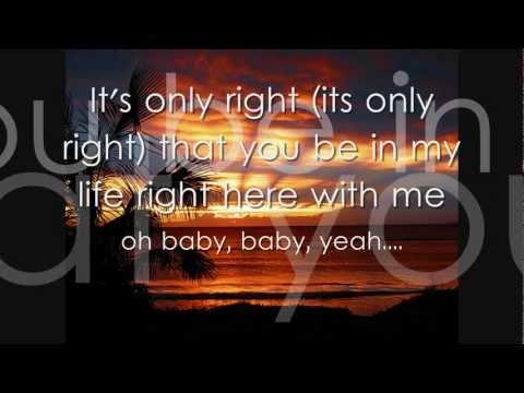 Every Time I Close My Eyes (with lyrics), Babyface [HD]