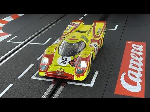 "Test Drive Carrera 30736 Porsche 917K Martini International ""No.2"", Kyalami 9h 1970"