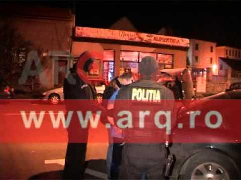 Prinderea unui infractor deosebit de periculos la Mall în Arad!
