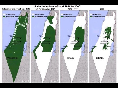 A Simple Question: Israel stealing more Palestinian land