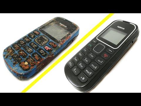 Восстановление телефона Nokia 1280 / реставрация Nokia 1280