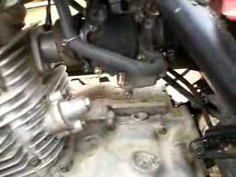 2001 Yamaha Beartracker CARB TROUBLE  YouTube
