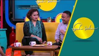 Moza Pramita dan Lasmo Sudharno Berbincang Tentang iJakarta, Aplikasi Perpustakaan Digital