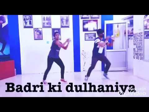 BADRI KI DULHANIYA | choreograph by raj shah|