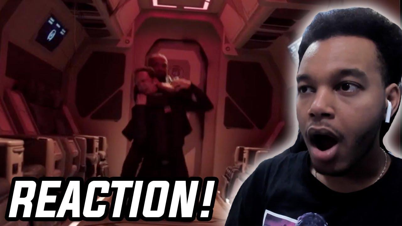 """Download The Expanse Season 3 Episode 3 """"Assured Destruction"""" REACTION!"""