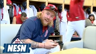Red Sox All Access: Robbie Ross Jr.