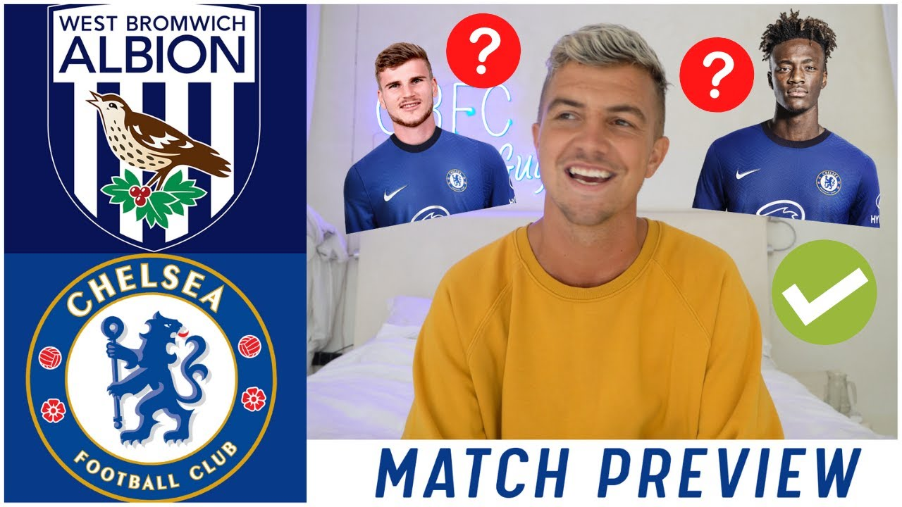 West Bromwich Albion vs. Chelsea - Football Match Preview ...