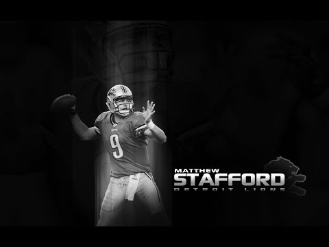 Matthew Stafford - Lose Yourself