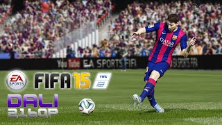 FIFA 15 PC 4K Gameplay 2160p