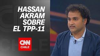 """Hassan Akram, economista: """"El TPP fue diseñado como un traje a la medida de EE.UU."""""""