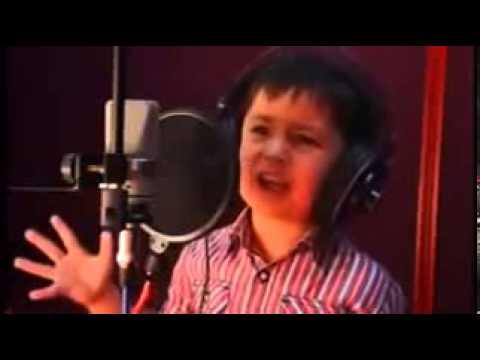 Suara merdu anak usia 4thn asal Afganistan