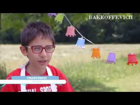 Junior Bake Off Italia Stagione 2 Episodio 1 17 12 2016