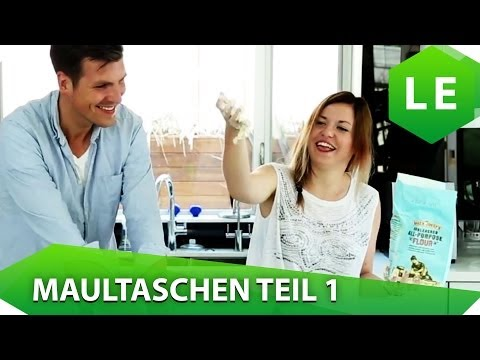 Let's Eat Maultaschen! Kelly & David am Herd - Teil 1