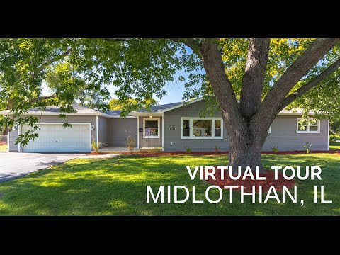 Homes for Sale in Midlothian Illinois