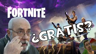 FORTNITE Where's the free to play? - DO NOT BUY IT!