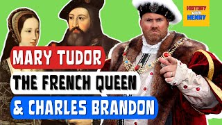 Mary Tudor The French Queen And Charles Brandon