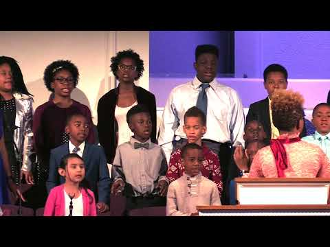 Everybody Clap Your Hands - Southwest Adventist Junior Academy Choir  [4/14/18]