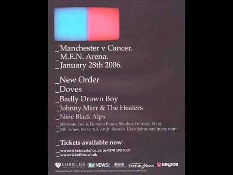 Johnny Marr And The Healers Manchester V Cancer 28/01/2006