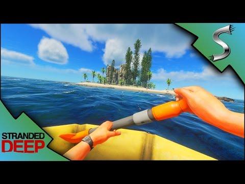BOW & ARROW + NEW ISLAND! - Stranded Deep [Gameplay E3]