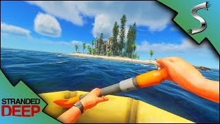 BOW & ARROW + NËW ISLAND! - Stranded Deep [Gameplay E3]