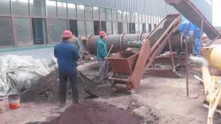Fertilizer Pellets Making Machine